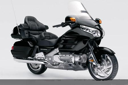 taxi moto goldwing